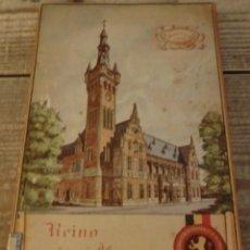 Libri antichi: CATÁLOGO PABELLÓN DE BÉLGICA EN LA EXPÒSICIÓN INTERNACIONAL DE BARCELONA. 1929. Lote 267807569