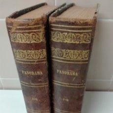 Libros antiguos: HISTORIA DE ALEMANIA LE BAS AÑO 1841 ILUSTRADO MAPAS. Lote 174978685