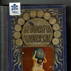 Libros antiguos: GEOGRAFIA UNIVERSAL / SOPENA / AGUSTÍN BLÁNQUEZ FRAILE. Lote 175857344