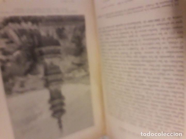 Libros antiguos: 1888 Piel Nueva Geografia Universal 6 tomos RECLUS mapas Color grabados - Foto 2 - 175937217