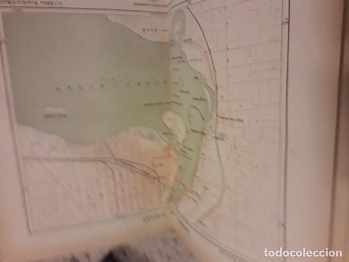 Libros antiguos: 1888 Piel Nueva Geografia Universal 6 tomos RECLUS mapas Color grabados - Foto 5 - 175937217