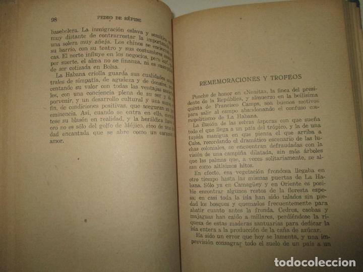 Libros antiguos: LA SAETA DE ABARIS (DEL MAR NEGRO AL CARIBE). - RÉPIDE, Pedro de. 1929. - Foto 4 - 123235926