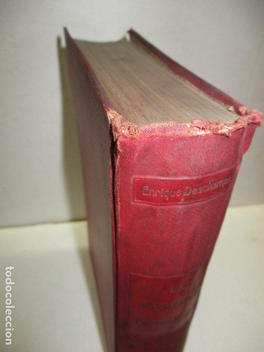 Libros antiguos: LA REPÚBLICA DOMINICANA. DIRECTORIO Y GUÍA GENERAL. DESCHAMPS, Enrique. c. 1907. - Foto 3 - 268298354