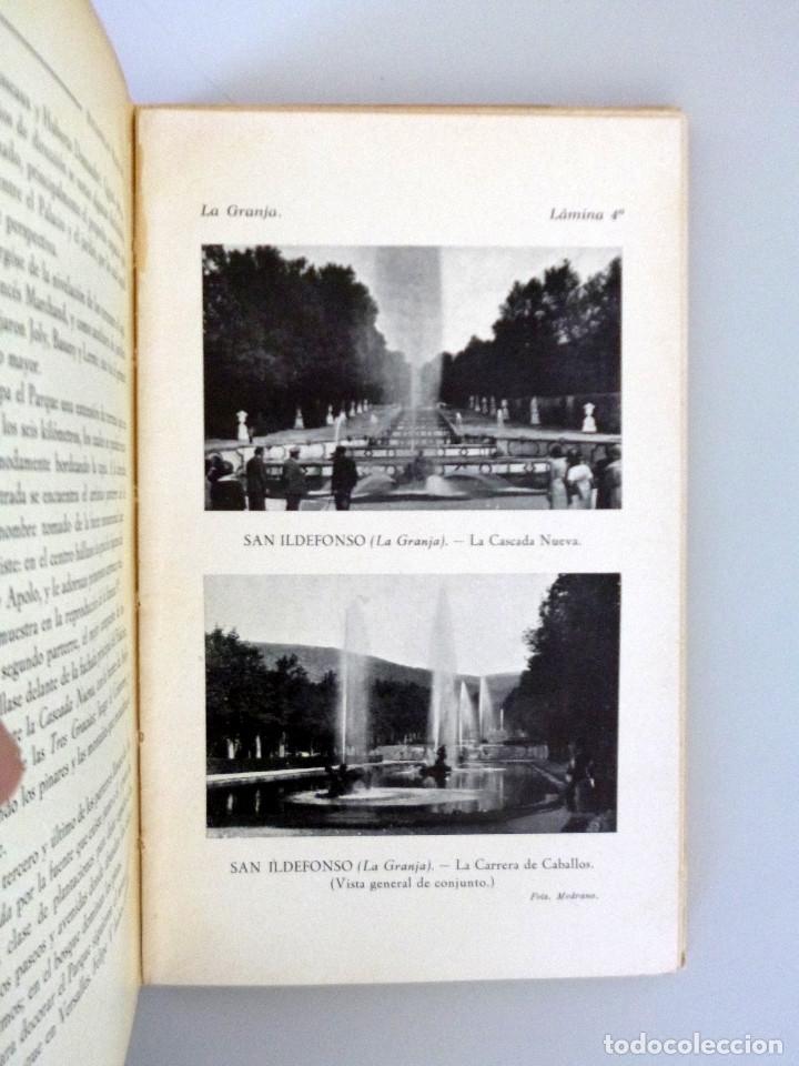 Libros antiguos: ESTANISLAO MAESTRE // LA GRANJA DE SAN ILDEFONSO. VALSAÍN. RIOFRIO. SEGOVIA // 1936 // BUEN ESTADO - Foto 2 - 176776138