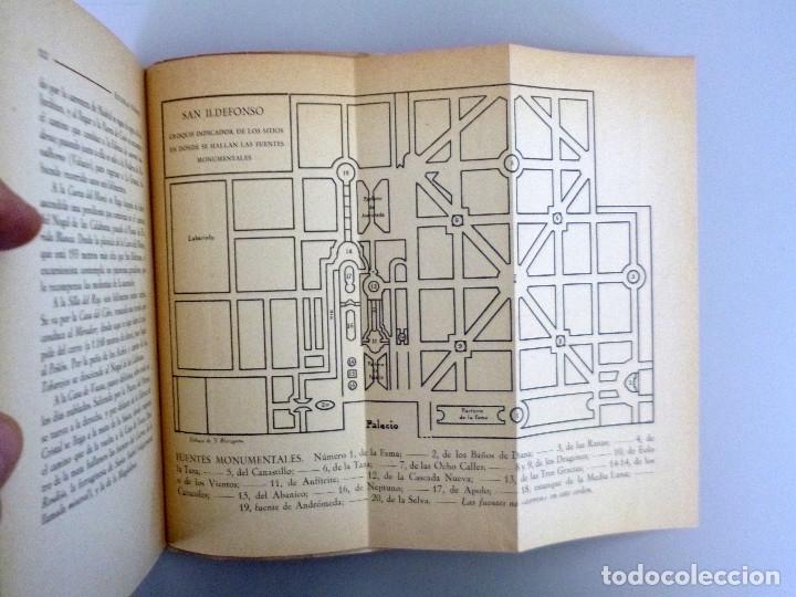Libros antiguos: ESTANISLAO MAESTRE // LA GRANJA DE SAN ILDEFONSO. VALSAÍN. RIOFRIO. SEGOVIA // 1936 // BUEN ESTADO - Foto 3 - 176776138