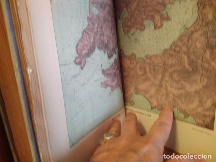 Libros antiguos: GEOGRAFIA GENERAL REINO DE GALICIA 2 TOMOS CORUÑA AÑO 1928 - Foto 7 - 176924769
