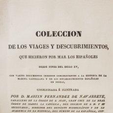 Libros antiguos: VIAGES AL MALUCO.TOMO V.. Lote 177041912