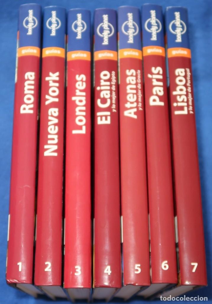 Libros antiguos: Roma - Paris - Londres - Nueva York - El Cairo - Atenas - Lisboa - Lonely Planet (2005) - Foto 3 - 168318044