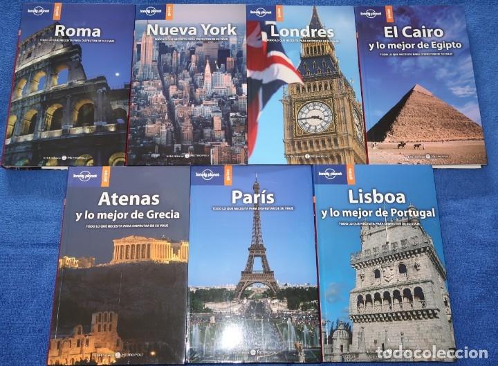 ROMA - PARIS - LONDRES - NUEVA YORK - EL CAIRO - ATENAS - LISBOA - LONELY PLANET (2005) (Libros Antiguos, Raros y Curiosos - Geografía y Viajes)