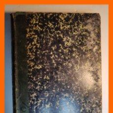 Libros antiguos: NUEVA GEOGRAFIA UNIVERSAL. TOMO 3 - EUROPA - VIVIEN DE SAINT-MARTIN. Lote 177704363