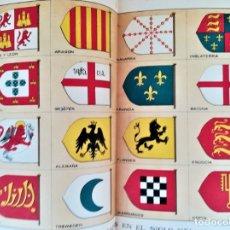 Libros antiguos: LIBRO LA MARINA DE CASTILLA,SIGLO XIX,AÑO 1893,ILUSTRACIONES BUQUES,BANDERAS,ESCUDOS,ARMADA ESPAÑA. Lote 178844025