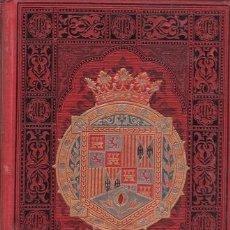 Libros antiguos: PI Y MARGALL, FRANCISCO: GRANADA, JAEN, MALAGA Y ALMERIA. 1885. Lote 178980406