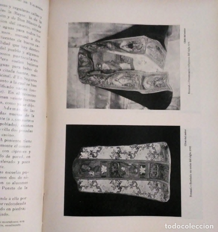 Libros antiguos: Geografia general reino Valencia provincia Castellón y provincia Valencia tomo I Carreres Candi 1924 - Foto 4 - 178981797