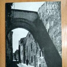 Livres anciens: CAMINOS DE ESPAÑA - RUTA XXIV- CACERES. Lote 179103628