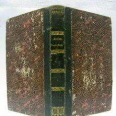 Libros antiguos: 1841 - L'ALGERIE PAR BARON BAUDE 1ª EDICION - ARGELIA T.I - 3 MAPAS. Lote 180274721