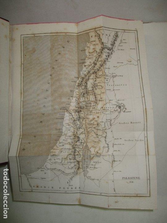 Libros antiguos: PANORAMA UNIVERSAL. HISTORIA DE LA PALESTINA O TIERRA SANTA. 1842. (3 OBRAS EN 1 VOL). - Foto 4 - 181403847