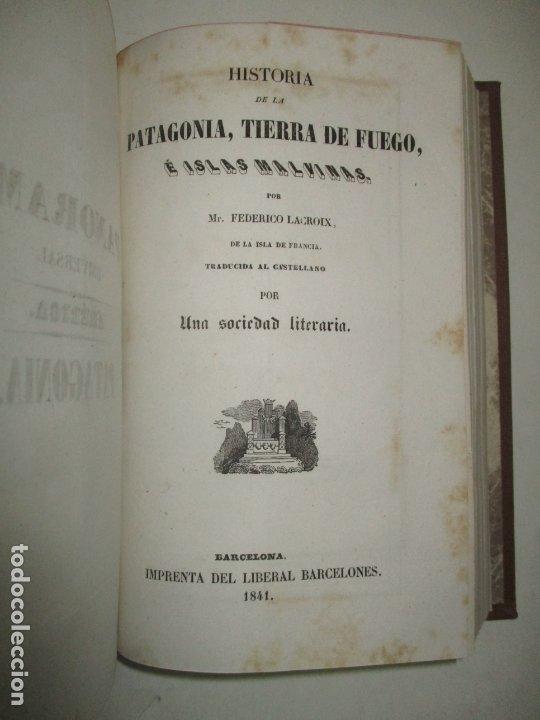 Libros antiguos: PANORAMA UNIVERSAL. HISTORIA DE LA PALESTINA O TIERRA SANTA. 1842. (3 OBRAS EN 1 VOL). - Foto 8 - 181403847