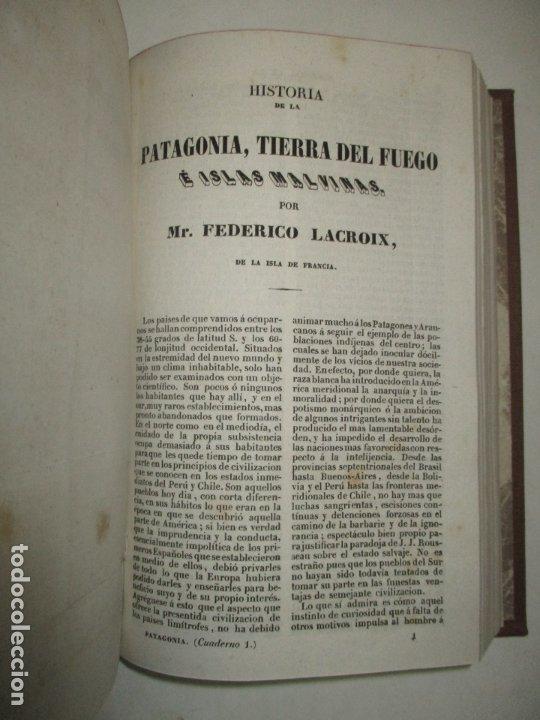 Libros antiguos: PANORAMA UNIVERSAL. HISTORIA DE LA PALESTINA O TIERRA SANTA. 1842. (3 OBRAS EN 1 VOL). - Foto 10 - 181403847