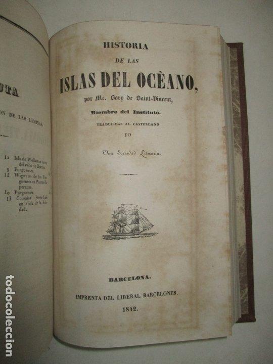 Libros antiguos: PANORAMA UNIVERSAL. HISTORIA DE LA PALESTINA O TIERRA SANTA. 1842. (3 OBRAS EN 1 VOL). - Foto 13 - 181403847