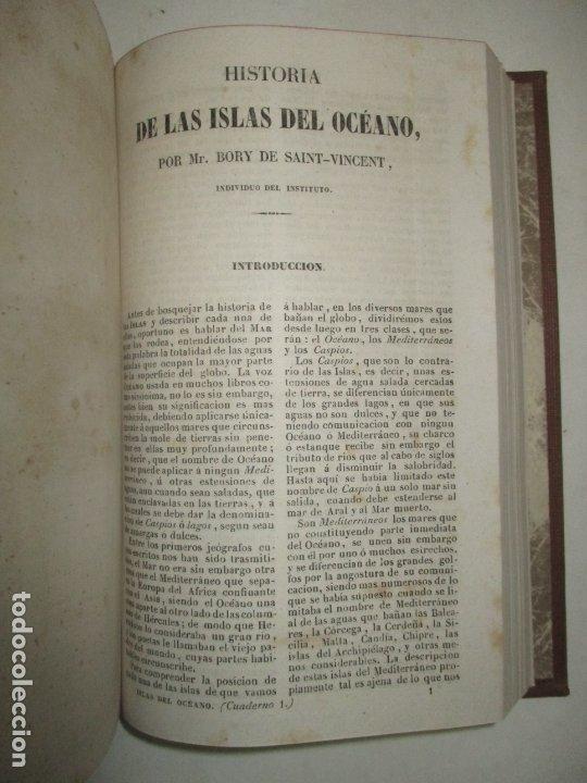 Libros antiguos: PANORAMA UNIVERSAL. HISTORIA DE LA PALESTINA O TIERRA SANTA. 1842. (3 OBRAS EN 1 VOL). - Foto 15 - 181403847