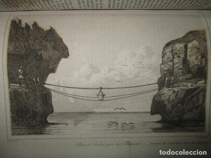 Libros antiguos: PANORAMA UNIVERSAL. HISTORIA DE LA PALESTINA O TIERRA SANTA. 1842. (3 OBRAS EN 1 VOL). - Foto 16 - 181403847