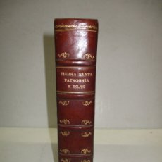 Libros antiguos: PANORAMA UNIVERSAL. HISTORIA DE LA PALESTINA O TIERRA SANTA. 1842. (3 OBRAS EN 1 VOL).. Lote 181403847