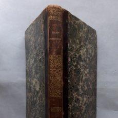 Libros antiguos: TOLEDO PINTORESCA. AMADOR DE LOS RÍOS. MADRID, AÑO 1845.. Lote 181421937