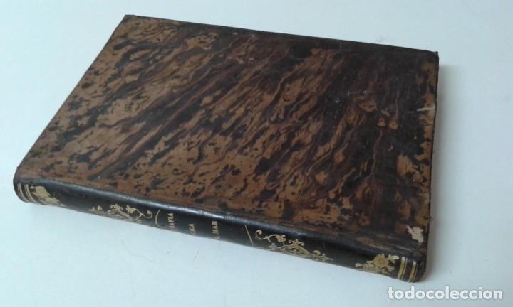GEOGRAFIA DEL MAR MAURY ILUSTRADA CON MAPAS CORRIENTES HURACANES AÑO 1860 (Libros Antiguos, Raros y Curiosos - Geografía y Viajes)