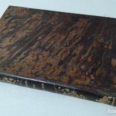 Libros antiguos: GEOGRAFIA DEL MAR MAURY ILUSTRADA CON MAPAS CORRIENTES HURACANES AÑO 1860. Lote 181613560