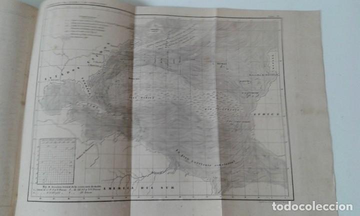 Libros antiguos: GEOGRAFIA DEL MAR MAURY ILUSTRADA CON MAPAS CORRIENTES HURACANES AÑO 1860 - Foto 9 - 181613560