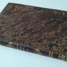 Libros antiguos: MANUAL DE NAVEGACION DEL RIO DE LA PLATA BOUCARUT 1858 MUY RARO. Lote 181613841