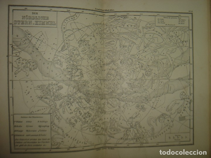 Libros antiguos: ATLAS UNIVERSAL SYDOW´S, GHOTA 1881, 41 MAPAS EN UN MARAVILLOSO ESTADO, COLOREADOS. - Foto 7 - 181813587