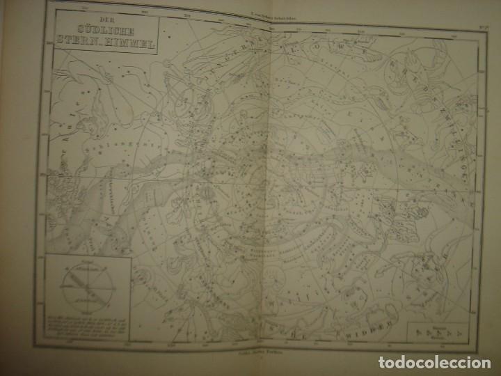 Libros antiguos: ATLAS UNIVERSAL SYDOW´S, GHOTA 1881, 41 MAPAS EN UN MARAVILLOSO ESTADO, COLOREADOS. - Foto 8 - 181813587
