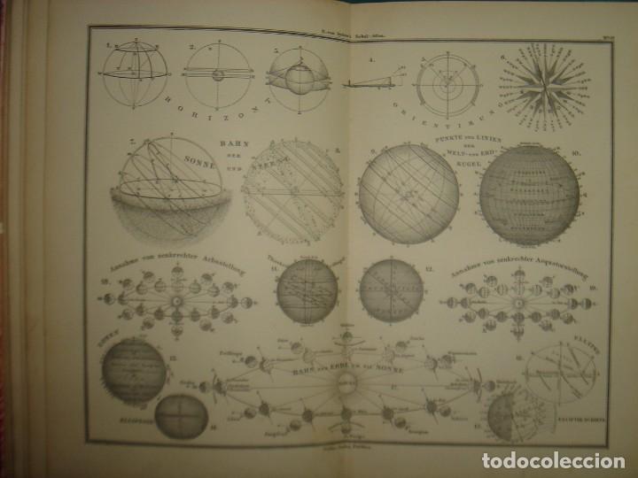 Libros antiguos: ATLAS UNIVERSAL SYDOW´S, GHOTA 1881, 41 MAPAS EN UN MARAVILLOSO ESTADO, COLOREADOS. - Foto 9 - 181813587