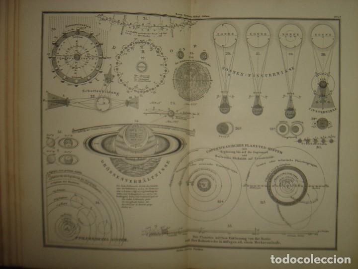 Libros antiguos: ATLAS UNIVERSAL SYDOW´S, GHOTA 1881, 41 MAPAS EN UN MARAVILLOSO ESTADO, COLOREADOS. - Foto 10 - 181813587
