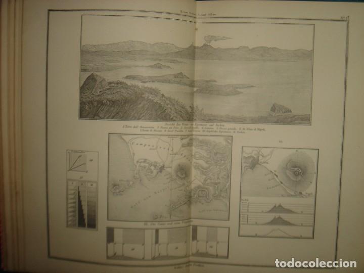 Libros antiguos: ATLAS UNIVERSAL SYDOW´S, GHOTA 1881, 41 MAPAS EN UN MARAVILLOSO ESTADO, COLOREADOS. - Foto 12 - 181813587