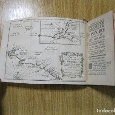 Libros antiguos: HISTOIRE GENERALE DES VOYAGES, T.XII, 1747. PRÉVOST/BELLIN. CON MAPAS Y GRABADOS. Lote 182095515