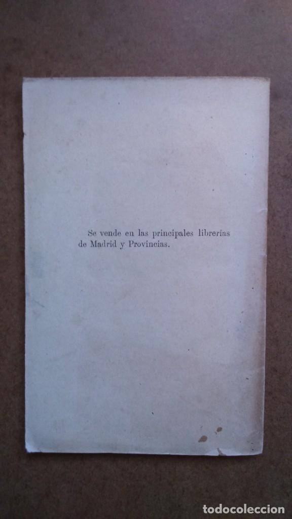 Libros antiguos: EN EL RAPIDO.Valentin Picatoste Año 1888 - Foto 2 - 182183736