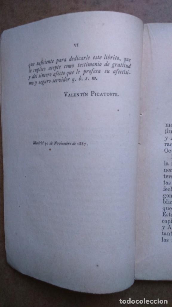 Libros antiguos: EN EL RAPIDO.Valentin Picatoste Año 1888 - Foto 5 - 182183736