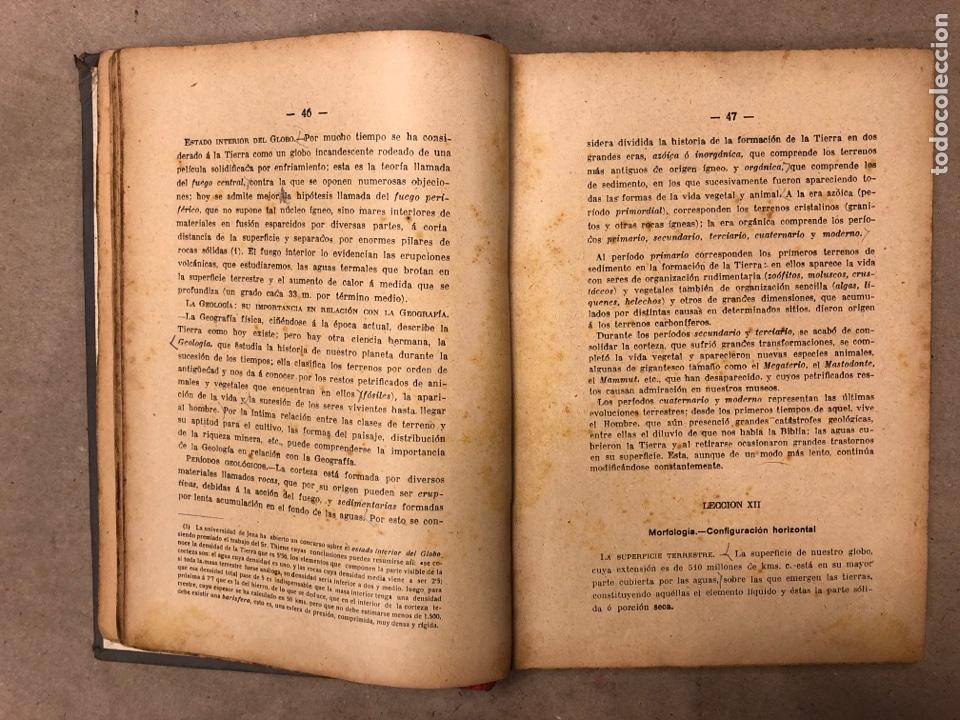 Libros antiguos: LECCIONES Y LECTURAS DE GEOGRAFÍA GENERAL Y DESCRIPTIVA. ÁNGEL BELLVER Y CHECA. 1917 - Foto 4 - 182275130