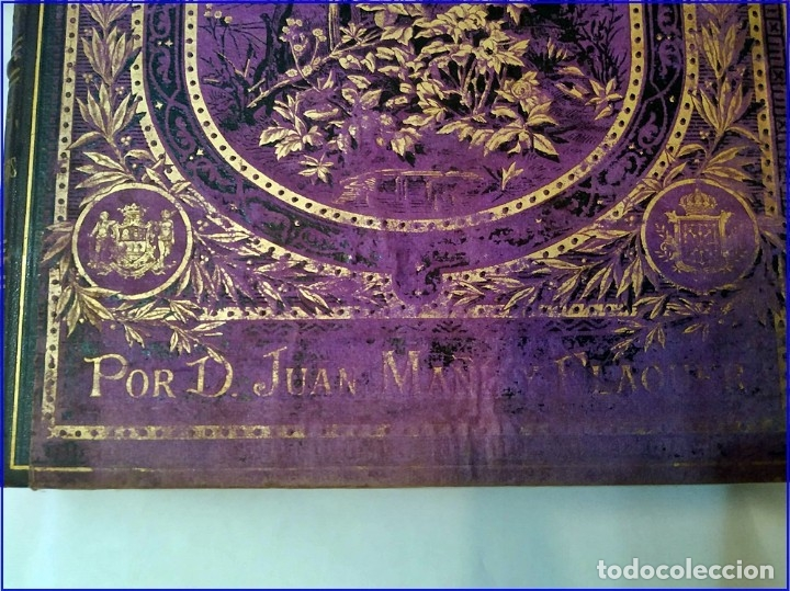 Libros antiguos: AÑO 1878-80: EL OASIS. VIAJE AL PAÍS DE LOS FUEROS. 3 TOMOS ILUSTRADOS DEL SIGLO XIX. MAÑÉ Y FLAQUER - Foto 4 - 182367432