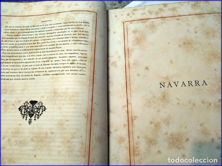 Libros antiguos: AÑO 1878-80: EL OASIS. VIAJE AL PAÍS DE LOS FUEROS. 3 TOMOS ILUSTRADOS DEL SIGLO XIX. MAÑÉ Y FLAQUER - Foto 8 - 182367432