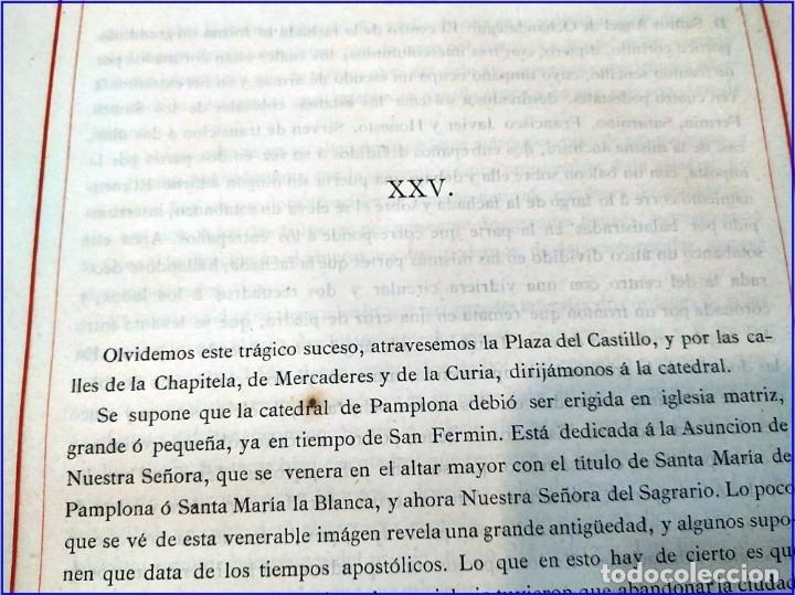 Libros antiguos: AÑO 1878-80: EL OASIS. VIAJE AL PAÍS DE LOS FUEROS. 3 TOMOS ILUSTRADOS DEL SIGLO XIX. MAÑÉ Y FLAQUER - Foto 12 - 182367432