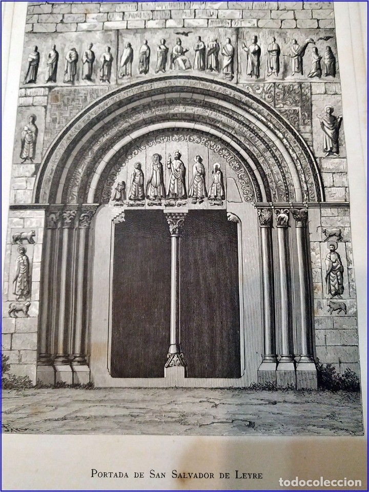 Libros antiguos: AÑO 1878-80: EL OASIS. VIAJE AL PAÍS DE LOS FUEROS. 3 TOMOS ILUSTRADOS DEL SIGLO XIX. MAÑÉ Y FLAQUER - Foto 17 - 182367432