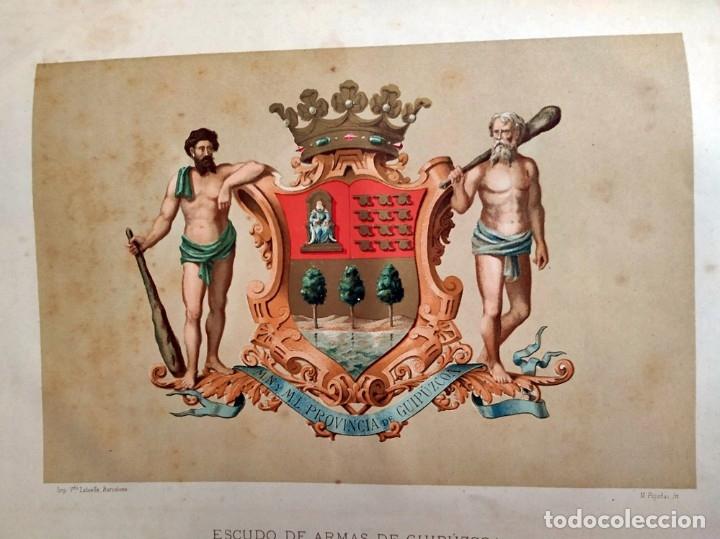 Libros antiguos: AÑO 1878-80: EL OASIS. VIAJE AL PAÍS DE LOS FUEROS. 3 TOMOS ILUSTRADOS DEL SIGLO XIX. MAÑÉ Y FLAQUER - Foto 38 - 182367432