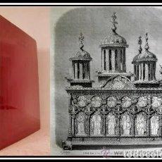 Libros antiguos: LE TOUR DE MONDE PERIODICO DE VIAJES 1860 NUMEROSOS GRABADOS -VIAJE DE CHARLES DARWIN-PERSIA-CUBA.... Lote 182401988