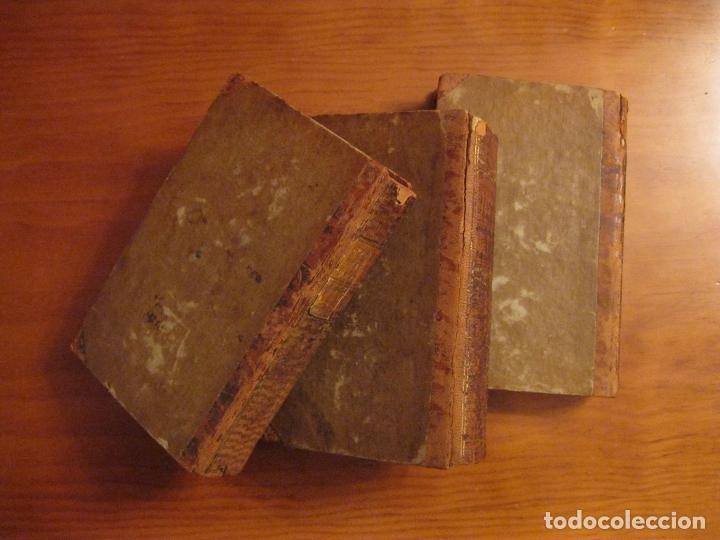 Libros antiguos: Histoire Universelle, 1717,3 Tomos (1-2-3). Bossuet/E.Roger. Posee numerosos mapas - Foto 4 - 182526542