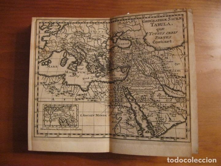 Libros antiguos: Histoire Universelle, 1717,3 Tomos (1-2-3). Bossuet/E.Roger. Posee numerosos mapas - Foto 6 - 182526542