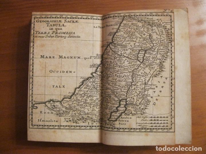 Libros antiguos: Histoire Universelle, 1717,3 Tomos (1-2-3). Bossuet/E.Roger. Posee numerosos mapas - Foto 7 - 182526542