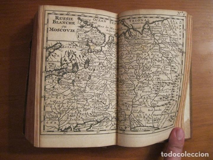 Libros antiguos: Histoire Universelle, 1717,3 Tomos (1-2-3). Bossuet/E.Roger. Posee numerosos mapas - Foto 12 - 182526542